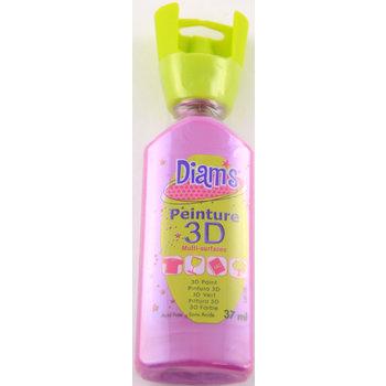 DIAM'S DIAM'S 3D, 37ml, Nacré Rose Orchidée