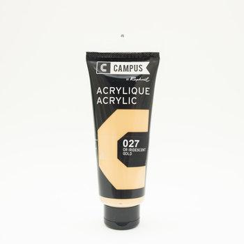 CAMPUS Acrylique fine Tube 100ml Or Iridescent