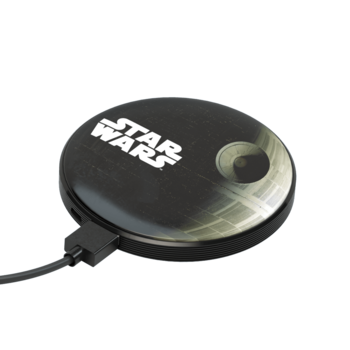 TRIBE Batterie externe 4000 STAR WARS ETOILE DE LA MORT