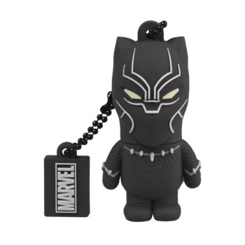 TRIBE CLE USB 16GB MARVEL BLACK PANTHER