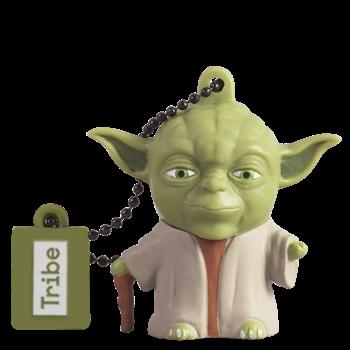 TRIBE CLE USB 16GB STAR WARS YODA
