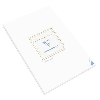 CLAIREFONTAINE Bloc TRIOMPHE 210x297 90g ligné - Blanc
