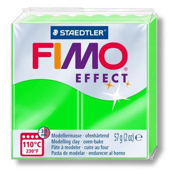 STAEDTLER FIMO EFFECT NEON 57G VERT