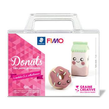 STAEDTLER Kit Figurine Fimo Kawai Donuts