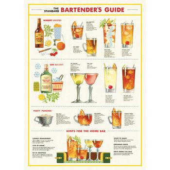 CAVALLINI Poster 50x70cm Vintage Cocktail
