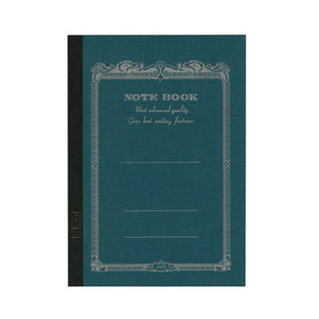 APICA NOTE BOOK 15X21 bleu marine Ligné