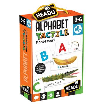 HEADU Alphabet Tactile Montessori
