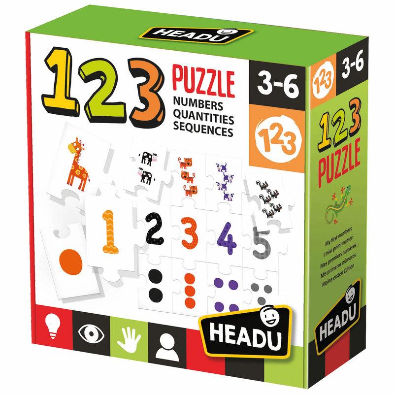 HEADU 123 Puzzle