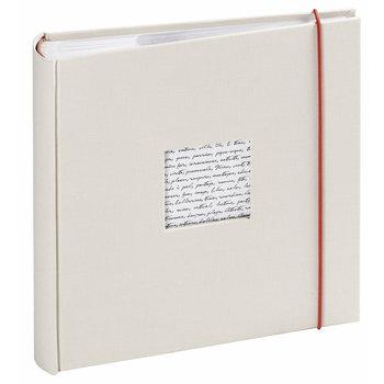 PANODIA Linea Album Photo 11,5x15 - 100 pages - Blanc cassé