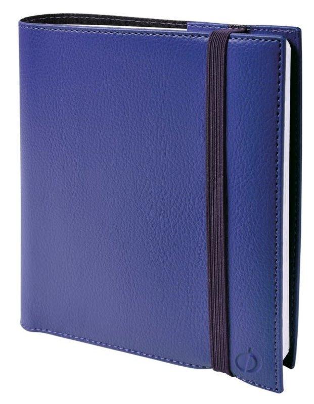 QUO VADIS Agenda Civil Time&life semainier 16x16cm violet élastique