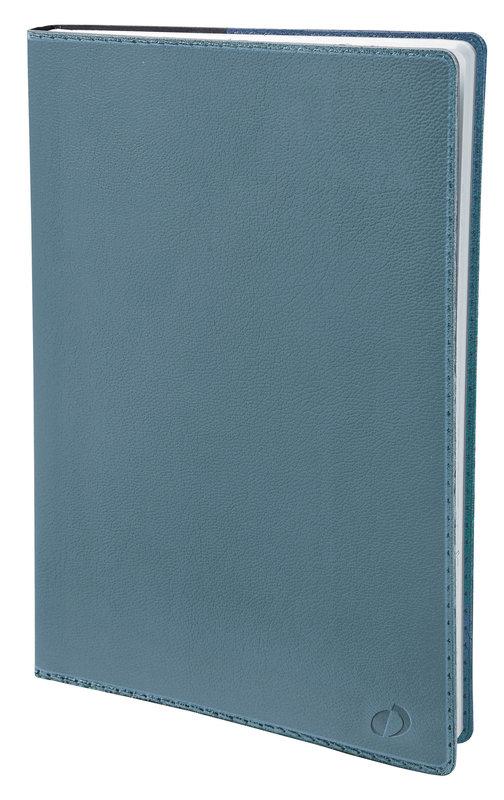 QUO VADIS Agenda Civil Consul Toscana rep semainier 21x29,7cm bleu aqua