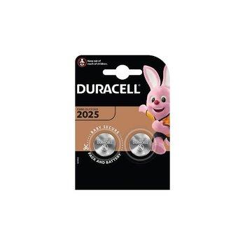 DURACELL Pile Bouton DL2025 (pack de 2)