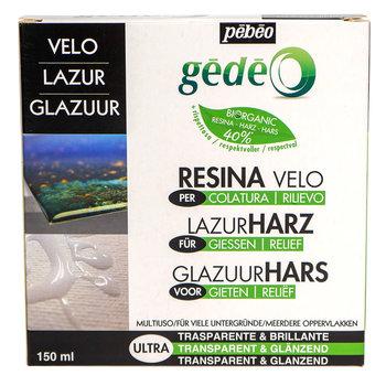 PEBEO Kit résine glaçage bio 150ml