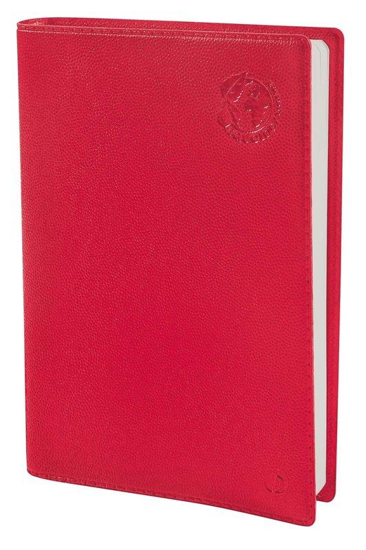 QUO VADIS Agenda Civil Affaires recyclé Equology rep semainier 10x15cm rouge