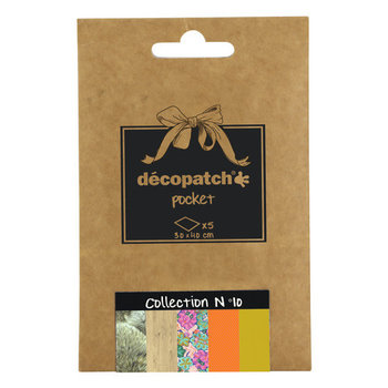 DECOPATCH Pocket collection n°10