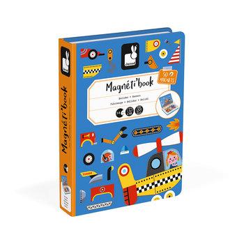 JANOD Magneti'Book Bolides