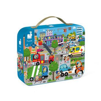 JANOD Puzzle City - 36 Pcs