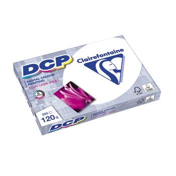 CLAIREFONTAINE DCP_Ramette de papier - 250 feuilles A4 21 x 29.7 cm - 120 g/m²