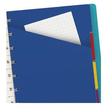 FILOFAX Notebook Classic A5 Aqua