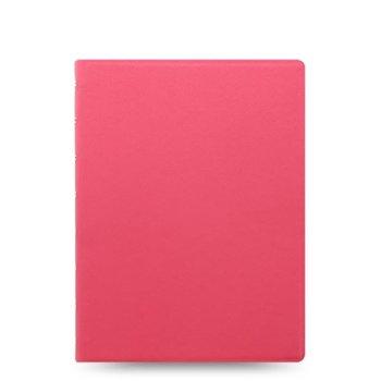 FILOFAX Notebook Saffiano A5 Pivoine