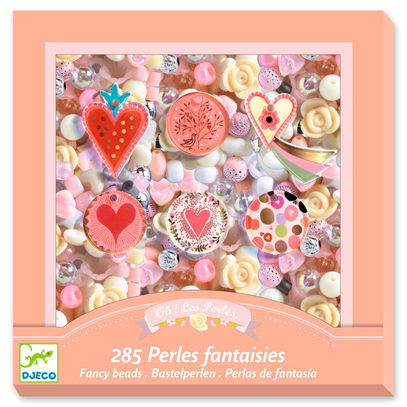 DJECO Perles et bijoux Cœurs