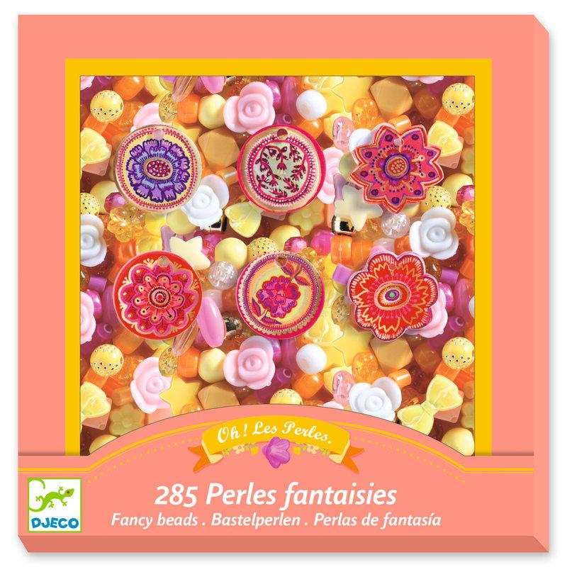 DJECO Perles et bijoux Fleur