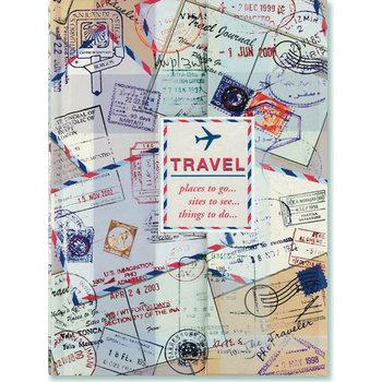 PETER PAUPER PRESS Journal de voyage fermeture magnétique