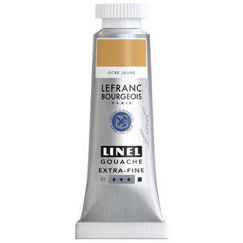 LEFRANC BOURGEOIS Linel Gouache Extra-Fine 14Ml Tbe Ocre Jaune