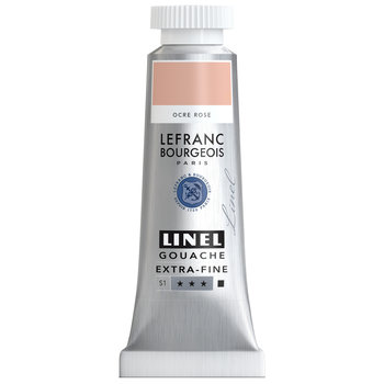 LEFRANC BOURGEOIS Linel Gouache Extra-Fine 14Ml Tbe Ocre Rose