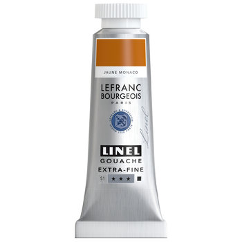 LEFRANC BOURGEOIS Linel Gouache Extra-Fine 14Ml Tbe Jaune Monaco