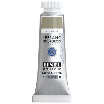 LEFRANC BOURGEOIS Linel Gouache Extra-Fine 14Ml Tbe Gris Lichen