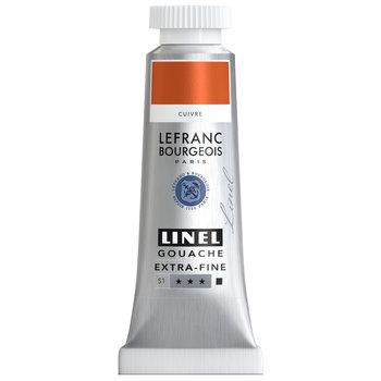 LEFRANC BOURGEOIS Linel Gouache Extra-Fine 14Ml Tbe Cuivre