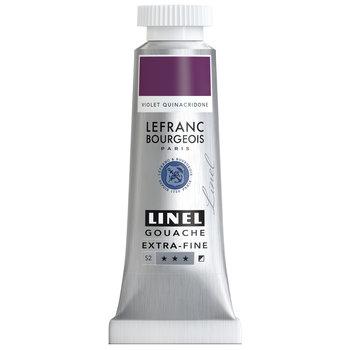 LEFRANC BOURGEOIS Linel Gouache Extra-Fine 14Ml Tbe Violet Quinacridone