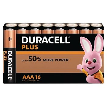 DURACELL Duracell Plus Power AAA 16 Pack