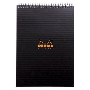 RHODIA Rhodiactive NotePad A4 petits carreaux 5x5