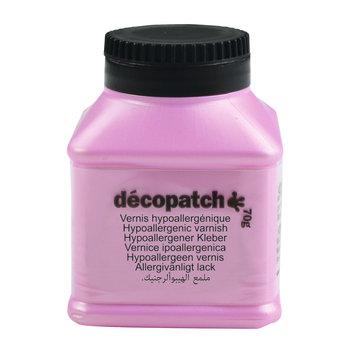 DECOPATCH Vernis hypoallergénique