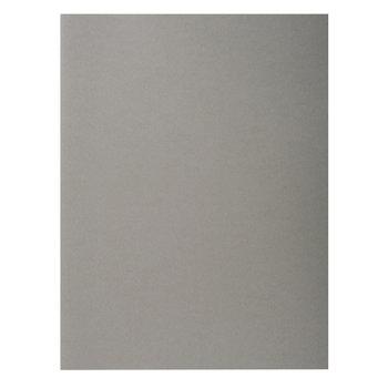 EXACOMPTA Paquet de 10 chemises ROCK''S 210 - 24x32cm - Gris