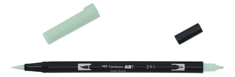 TOMBOW ABT-291 Feutres pinceaux Dual Brush Pen, alice blue