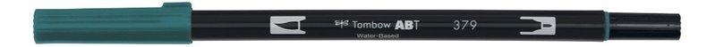 TOMBOW ABT-379 Feutres pinceaux Dual Brush Pen, jade green