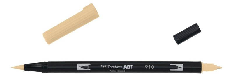 TOMBOW ABT-910 Feutres pinceaux Dual Brush Pen, opal