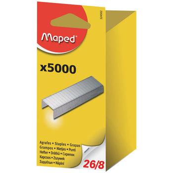 MAPED Boîte de 5 000 agrafes 26/8 - boîte brochable