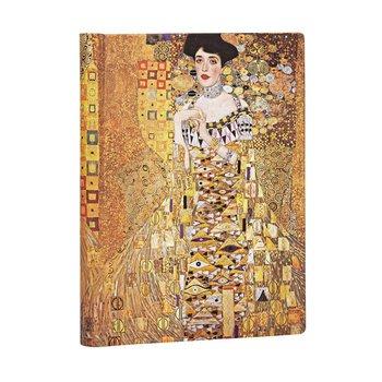 PAPERBLANKS Éditions Spéciales 100ème Anniversaire de la Mort de Klimt –Portrait d'Adèle Midi Non Ligné