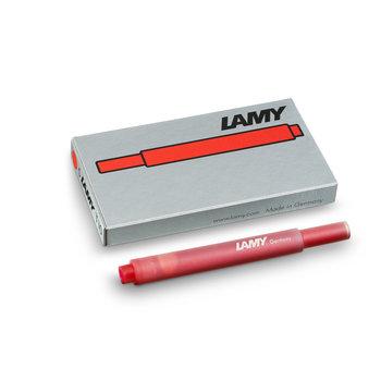 LAMY Cartouche d'encre T10 Rouge