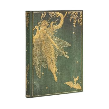 PAPERBLANKS Lang's Fairy Books Fée Verte Midi Non Ligné