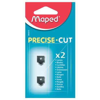MAPED 2 lames droites pour massicot réf. 894110