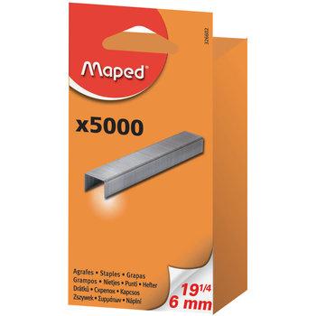 MAPED MAPED Boîte de 5000 agrafes SP 19-1/4 galvanisé