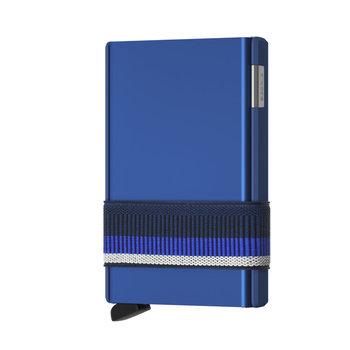 SECRID Cardslide slide + MoneyBand Blue