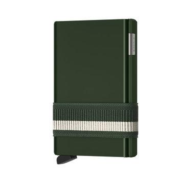 SECRID Cardslide slide + MoneyBand Green