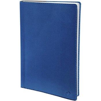 QUO VADIS Répertoire double Toscana 10x15cm bleu nautic