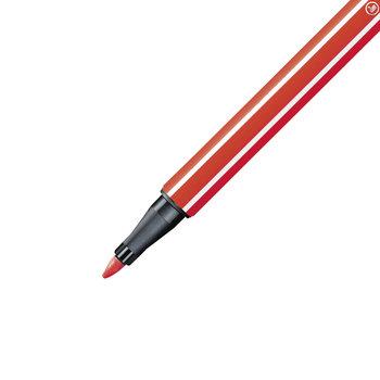 STABILO Feutre de dessin Pen 68 - rouge